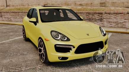 Porsche Cayenne 2012 SR para GTA 4