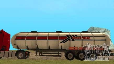 Tanque Xoomer para GTA San Andreas