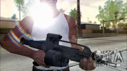XM8 Para Drum Mag para GTA San Andreas