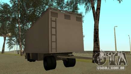 Trailer de Kamaz 54115 para GTA San Andreas