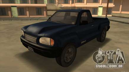 Bobcat HD from GTA 3 para GTA San Andreas