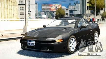 Mitsubishi GTO Twin Turbo 1992 para GTA 4