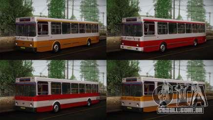 LIAZ 5256.00 pele 3-Pack para GTA San Andreas