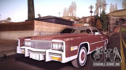 Cadillac Eldorado 1978 Coupe para GTA San Andreas