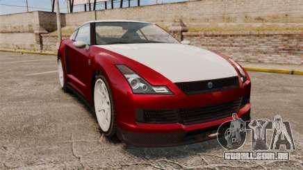 GTA V Elegy RH8 para GTA 4