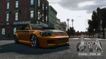 Sultan STI para GTA 4