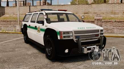 GTA V Declasse Granger Park Ranger para GTA 4