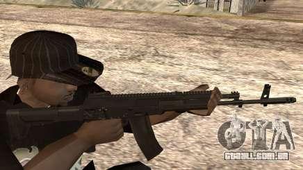 AK12 para GTA San Andreas