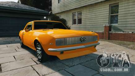 Chevrolet Camaro SS 1967 para GTA 4