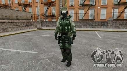 Um comando americano Urban para GTA 4