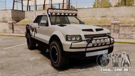Vapid Contender T-Rex SDT v3.0 para GTA 4
