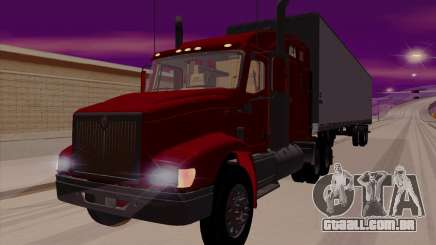 International 9400i Flattop para GTA San Andreas