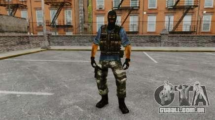 Leste Europeu terrorista Phoenix para GTA 4