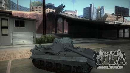 E-75 Tiger III para GTA San Andreas