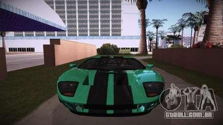 Ford GT TT Ultimate Edition para GTA San Andreas