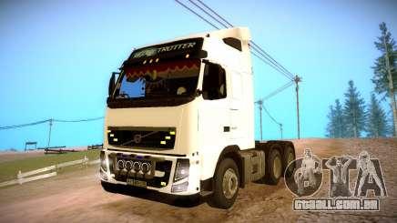 Volvo FH16 (Roadtrain) para GTA San Andreas