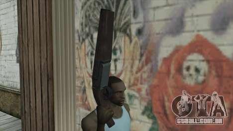 Sawnoff novo para GTA San Andreas terceira tela