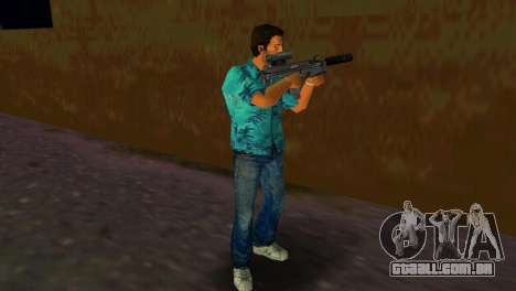 PM-98 Glauberite para GTA Vice City por diante tela