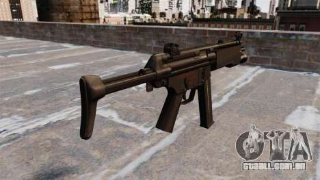 MR5A3 metralhadora para GTA 4 segundo screenshot