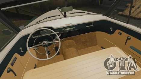 Cadillac Series 62 1949 para GTA 4 vista lateral