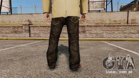 Jeans Bernies para GTA 4 segundo screenshot