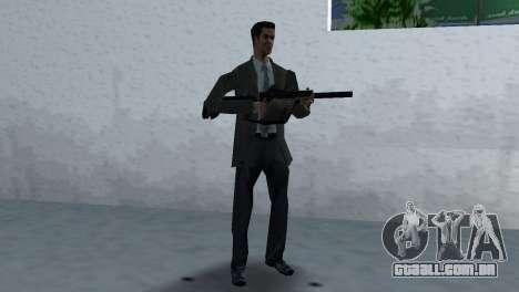 Kriss Super V para GTA Vice City quinto tela