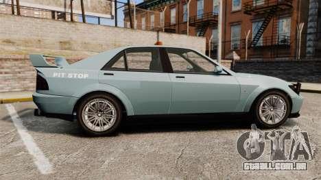 Sultan Race-Kit para GTA 4 esquerda vista