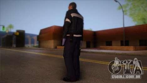 O médico do GTA 4 para GTA San Andreas segunda tela