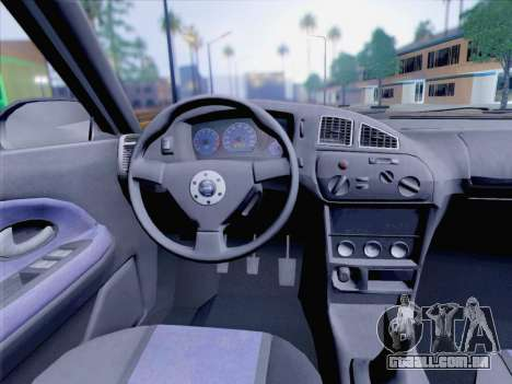 Mitsubishi Lancer Evolution VI LE para o motor de GTA San Andreas
