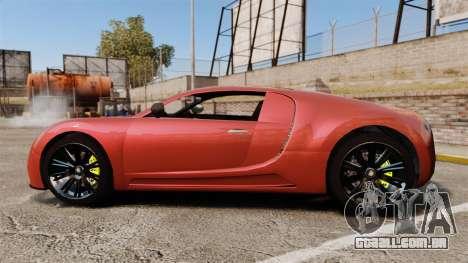 GTA V Truffade Adder [EPM] para GTA 4 esquerda vista