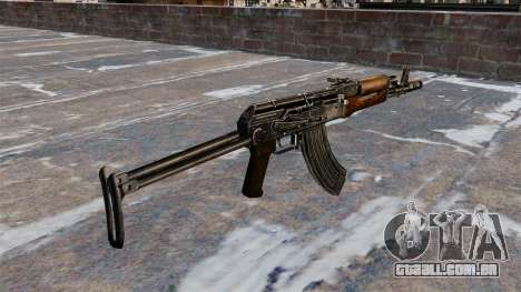 Automático Khyber Pass AK para GTA 4 segundo screenshot
