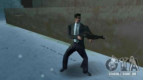 Armas de retekstur para GTA Vice City quinto tela