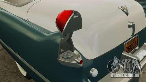 Cadillac Series 62 1949 para GTA 4 motor