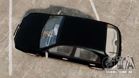 Daewoo Lanos Style 2001 Limited version para GTA 4 vista direita