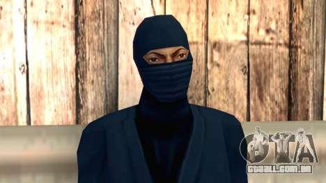 Ninja para GTA San Andreas terceira tela