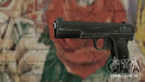 Pistola do TT para GTA San Andreas