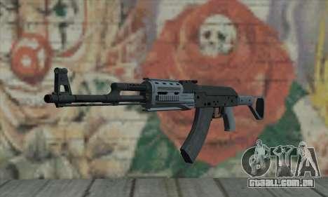 O AK47 de GTA V para GTA San Andreas