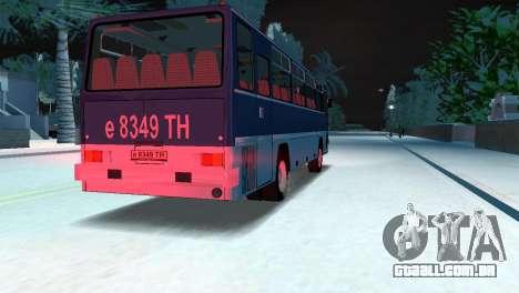 IKARUS 255 para GTA Vice City vista direita