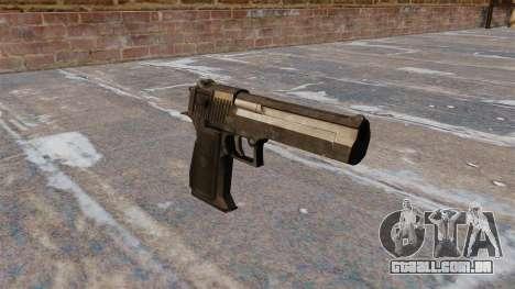 MW3 de pistola Desert Eagle para GTA 4