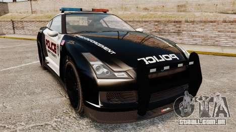 GTA V Police Elegy RH8 para GTA 4