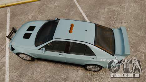 Sultan Race-Kit para GTA 4 vista direita