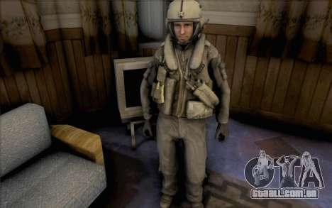 Piloto para GTA San Andreas segunda tela