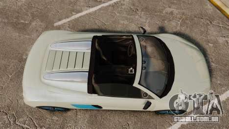 GTA V Obey 9F Spider para GTA 4 vista direita