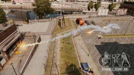 Lançador rápido-fogo para GTA 4 segundo screenshot