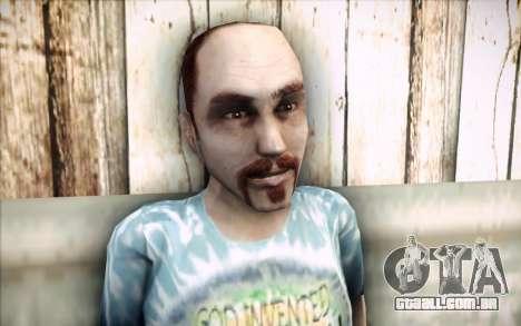 Tio Dave para GTA San Andreas terceira tela