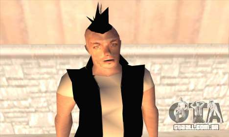 Till Lindemann para GTA San Andreas terceira tela
