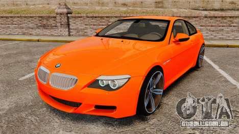BMW M6 para GTA 4