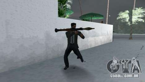 Armas de retekstur para GTA Vice City nono tela