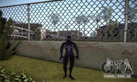 Spider man EOT Full Skins Pack para GTA San Andreas por diante tela