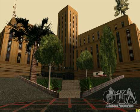 Novo Hospital do HD para GTA San Andreas